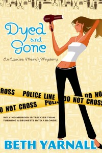 Dyed & Gone final cover