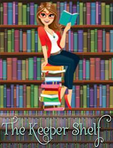 the keeper shelf blog badge